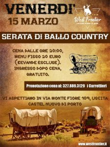 Serata di ballo a Castelnuovo di Porto!