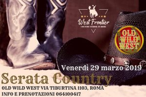 Serata di ballo all' Old Wild West!