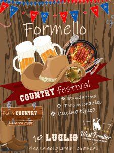 Formello country festival!