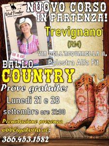 Corsi per principianti Country dance