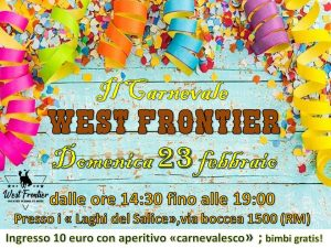 West Frontier Carnival Party!