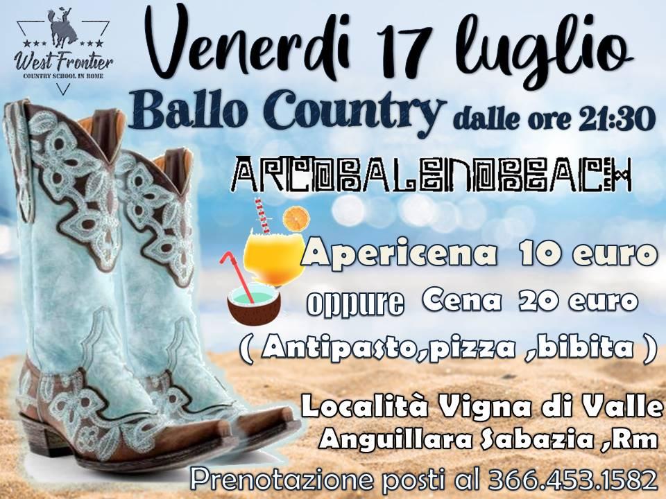 Country sul Lago di Bracciano !